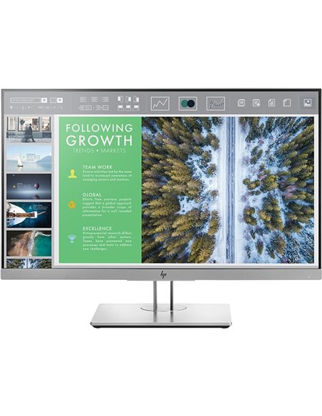 """HP EliteDisplay E243 23.8"""" Monitor"""