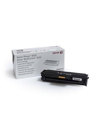 Xerox Phaser 3020 Black Toner Cartridge