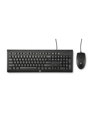 HP C2500 Desktop Keyboard + Mouse