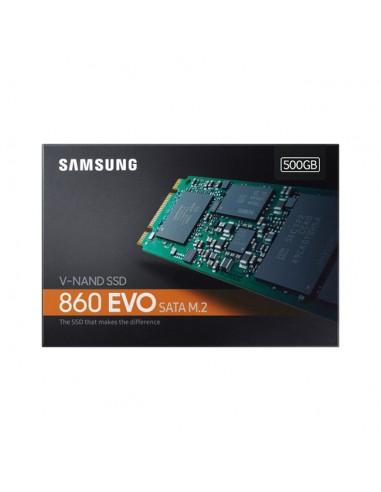 Samsung 860 EVO Sata M.2 500GB SSD