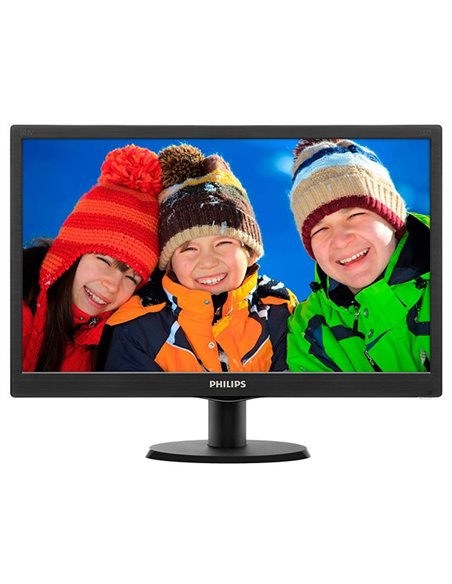"Philips 19.5"" LED Wide Monitor"