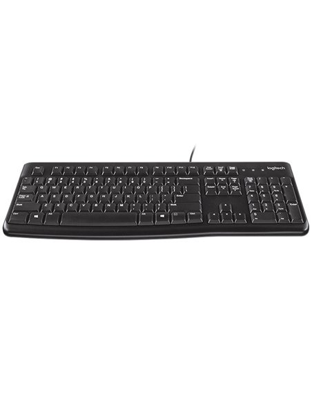 Logitech MK120 USB Keyboard & Mouse