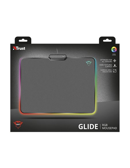 Trust GXT 760 Glide RGB Mousepad
