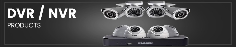 Security Surveillance-DVR/NVR